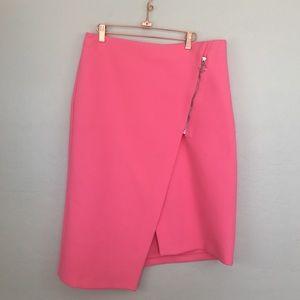 Topshop Asymmetrical Skirt